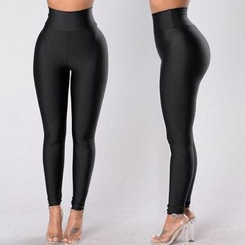 2017 Hot Selling Women's Sports YOGA Workout Gym Fitness Leggings Pants Jumpsuit Athletic Clothes For Women Global Free Shipping