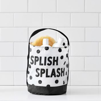 The Emily & Meritt Splish Splash Shower Caddy