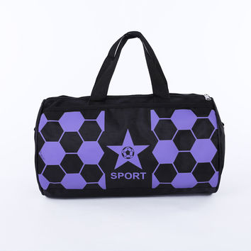 Stylish Sports Nylon Fashion Travel Bags [8211043463]