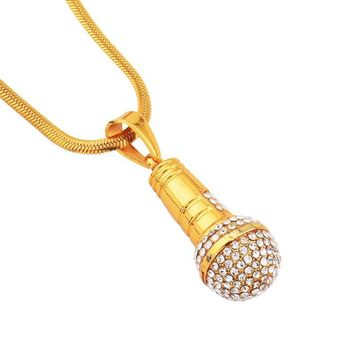 New Arrival Stylish Gift Jewelry Shiny Alloy Necklace [10768844867]