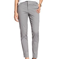 Banana Republic Womens Factory Jackson Fit Slim Ankle Pant