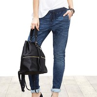 Banana Republic Womens Denim Jogger