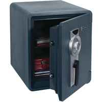 FIRST ALERT .94 Cubic-ft Waterproof 1-Hour Fire Safe with Combination Lock 2087F