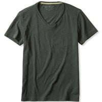 Banana Republic Mens Soft Wash Vee Tee