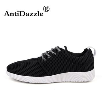 Antidazzle men running shoes women sneakers breathable air mesh men tennis shoes 2017