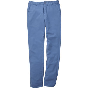 The Campus Pant in Blue by Southern Proper