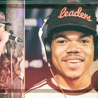 Chance The Rapper Smile Poster