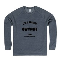 GWYNNE NAME SHIRT_IT'S A SPECIAL GWYNNE THING YOU WOULDN'T UNDERSTAND TEE SHIRT