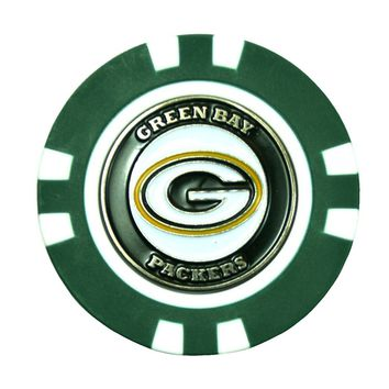 Green Bay Packers Golf Chip with Marker