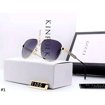GUCCI 2019 new driving large frame polarized sunglasses #1