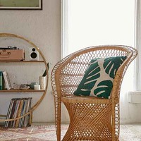 Carlie Rattan Chair