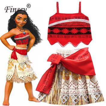 Princess Moana Costume for girls