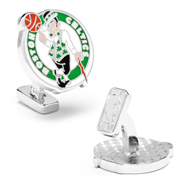 Palladium Boston Celtics Cufflinks