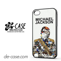 Michael Jackson Pictures DEAL-7142 Apple Phonecase Cover For Iphone 4 / Iphone 4S