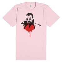 The Vampire For A Womans-Unisex Light Pink T-Shirt