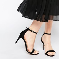 ASOS | ASOS HINT Heeled Sandals at ASOS