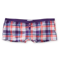 Plaid Boyshort - Aeropostale