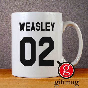 Ron Weasley Ceramic Coffee Mugs