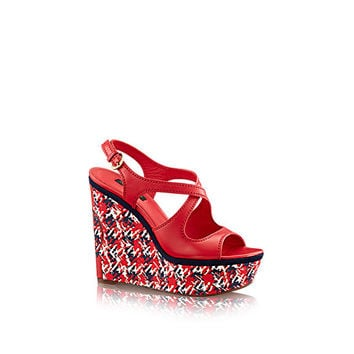 Products by Louis Vuitton: Postcard sandal