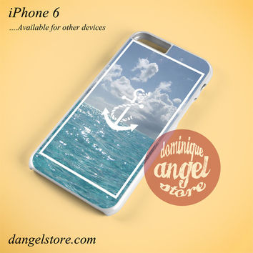 Anchor Sea Art Phone case for iPhone 6 and another iPhone devices