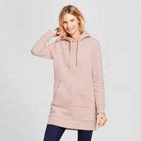 Women's Long Sleeve Hoodie Tunic - A New Day™