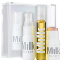 Sephora: MILK MAKEUP : Limited Edition Triple Threat Glow Set : complexion-sets