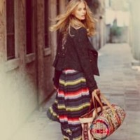 Free People Picchi Embroidered Coat at Free People Clothing Boutique