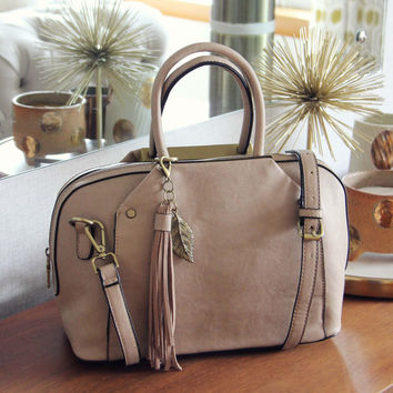 Sandstone & Feather Tote