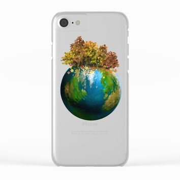 There is only one Clear iPhone Case by IvanaW