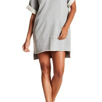 Kendall & Kylie | Sweatshirt Tunic Dress | Nordstrom Rack