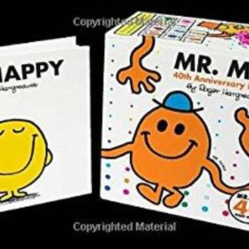 Mr. Men: 40th Anniversary (Mr. Men and Little Miss)