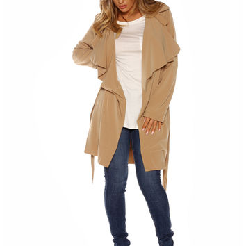 Naked Wardrobe In The Trenches Trench Coat