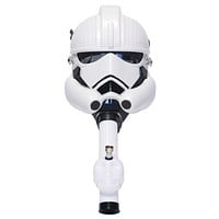 Underground Gas Mask - White Trooper
