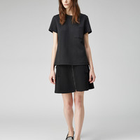 Boxy Pocket Tee by Proenza Schouler