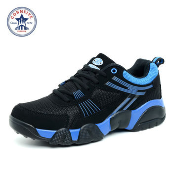 Running Shoes for Men Women Sports Shoe Air Mesh Cushion Lace-up Low Medium(b,m) Breathable Light