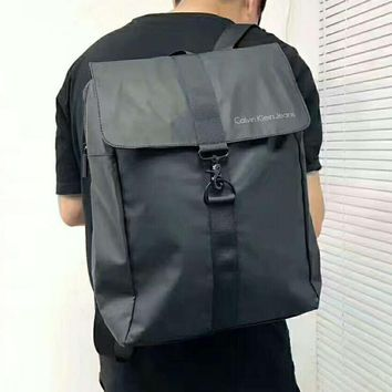 Day-First™ CK Calvin Klein Fashion Sport Laptop Bag Shoulder School Bag Backpack H-AGG-CZDL