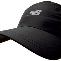 New Balance Go 2 Cap, Black, One Size