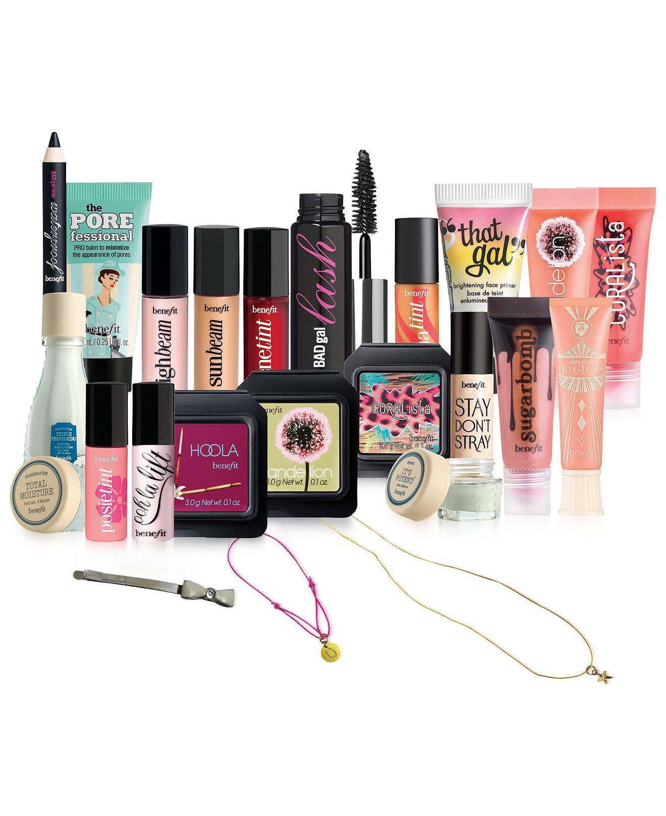 Benefit Countdown To Love! Beauty Advent From Macys | Beauty