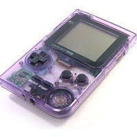 Game Boy Pocket - Atomic Purple (Japan Only):Amazon:Video Games
