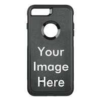 Customized Photo OtterBox Commuter iPhone 7 Plus Case