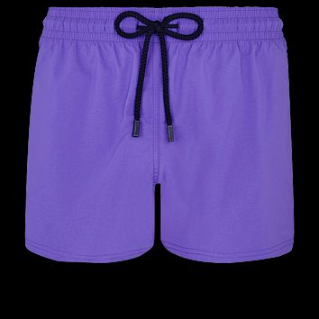 Vilebrequin - Man Hyacinth Pink  Swim Shorts