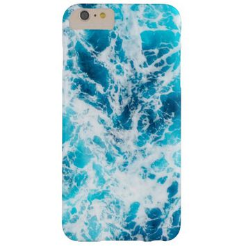 blue ocean nature photograph barely there iPhone 6 plus case