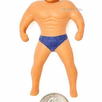 World's Smallest Stretch Armstrong - PRE-ORDER, SHIPS LATE MAY