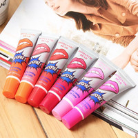 Tattoo Peel Off Lip Gloss Tint