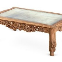 One Kings Lane - Well-Traveled Pieces - Clinton Coffee Table