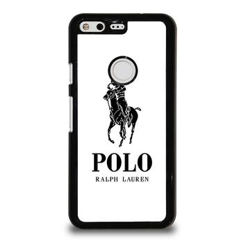 LOGO POLO RALPH LAUREN Google Pixel Case Cover