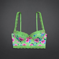 Long-Line Perfect Push 'Em Up Balconet Bra