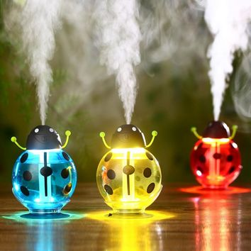 Beatles Home Aroma LED Humidifier Air Diffuser Purifier Atomizer