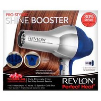 Revlon Perfect Heat Pro Stylist Shine Booster Hair Dryer