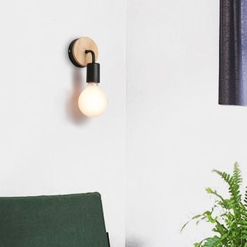 Minimalist Wall Light Sconce Modern Contemporary Style Task Wall Lamp Fixture for Bedroom, Closet, Guest Room Hall Night Lighting Reading Lamp